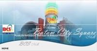 Batam City Square – BCS Batam